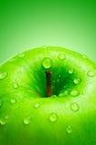 Zielony jabłko obrazy royalty free