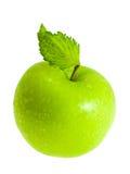 Zielony jabłko. Obraz Royalty Free