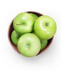 Zielony jabłko Fotografia Stock