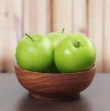 Zielony jabłko Obraz Royalty Free