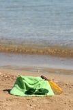 zielony kapeluszu olej fotografia stock