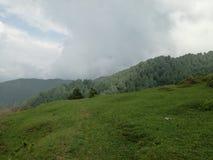 zielony krajobraz zdjęcia stock