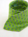 zielony krawat obrazy stock