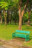 Zielony krzesło Zdjęcie Royalty Free