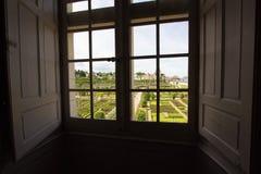 zielony labirynt Zdjęcie Royalty Free