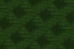 Zielony materiał Obraz Stock
