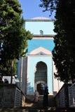 Zielony meczet przy Bursa Zdjęcia Stock