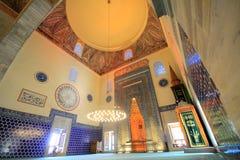 Zielony meczet (Yesil Cami) fotografia royalty free