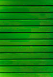 Zielony metal Fotografia Stock