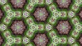 Zielony metal rdzy tekstury abstrakta wzór Zdjęcia Royalty Free