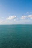 zielony morza Obraz Stock