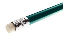 zielony ołówek Zdjęcia Stock
