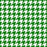 Zielony ogara ząb zdjęcia stock
