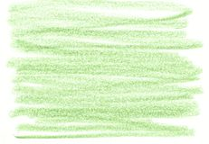 Zielony organicznie naturalny tło z eco grunge węgla drzewnego ołówkową teksturą Zdjęcie Royalty Free