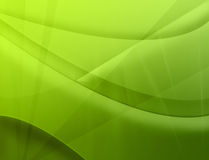 Zielony organicznie tło Obrazy Royalty Free