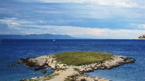 Zielony półwysep zdjęcia royalty free