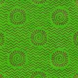 zielony papier Royalty Ilustracja