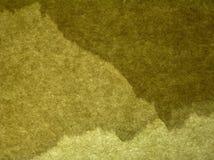 zielony papier ręcznie Obrazy Royalty Free