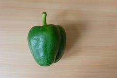 zielony pieprz Fotografia Stock