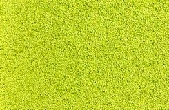 Zielony plastikowy żywica (Masterbatch) Obraz Royalty Free