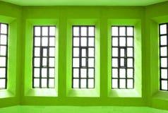 zielony pokój Zdjęcia Royalty Free