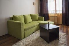 zielony pokój Zdjęcie Stock