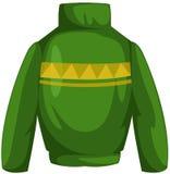 zielony pulower Obrazy Stock