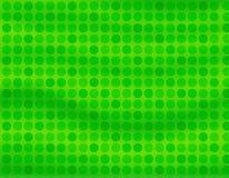 Zielony retro tło ilustracja wektor