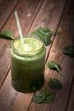 zielony smoothie Zdjęcie Royalty Free