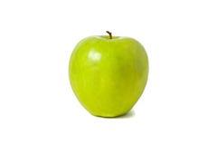 - zielony soczyste jabłko Obraz Stock