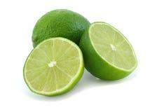 zielony soczysty wapno Obrazy Stock