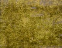 zielony stary mokiet Zdjęcie Royalty Free