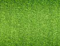Zielony sztuczny murawa wzór Obrazy Royalty Free