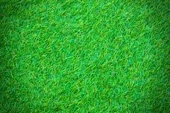Zielony sztuczny murawa wzór Obraz Royalty Free