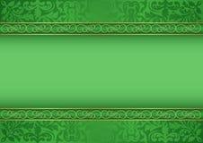 Zielony tło Zdjęcie Stock