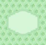Zielony tło Obraz Stock