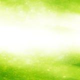 Zielony tło ilustracji