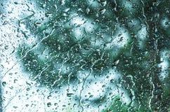 Zielony tło i abstrakt Zdjęcia Stock
