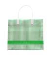 zielony torba zakupy royalty ilustracja