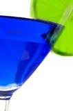 zielony wapna Obrazy Stock