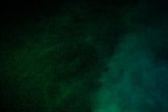 Zielony wodny opary Obraz Stock