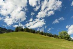 Biel chmury Zdjęcia Stock