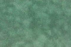 Zielony zamszowy Obraz Royalty Free
