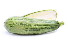 zielony zucchini Obrazy Stock