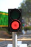 zielonych świateł czerwony ruch drogowy kolor żółty Obrazy Royalty Free