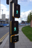 zielonych świateł czerwony ruch drogowy kolor żółty Obrazy Stock