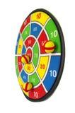 Zielspielzeug mit Kugeln Lizenzfreie Stockbilder
