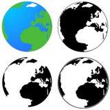 Ziemia Zdjęcia Royalty Free