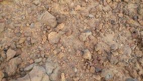 Ziemia 2 i kamienie Fotografia Royalty Free