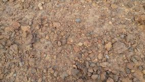 Ziemia 3 i kamienie Zdjęcia Royalty Free